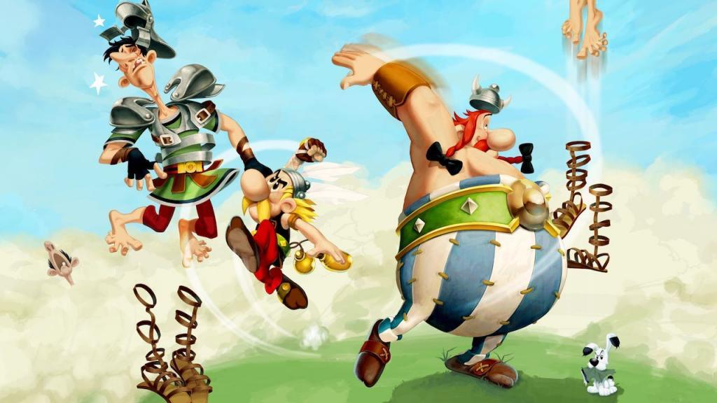 Gaming online: Asterix & Obelix Primi su Google a Roma